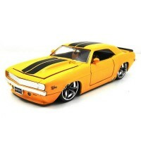 1969 Chevy Camaro Big Time 1/24 - Califórnia Toys