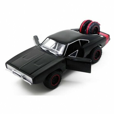 1970 Charger Off Road Fast Furious 7 1/24 - Califórnia Toys
