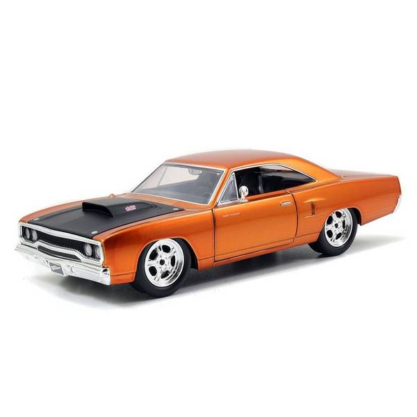 1970 Plymouth Road Runner 1/24 - Califórnia Toys