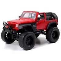 2007 Jeep Wrangler Off Road 1/24 - Califórnia Toys