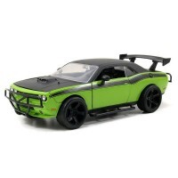 2008 Dodge Challenger Off Road FF 1/24 - Califórnia Toys