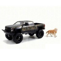 2014 Chevy Silverado Real Tree 1/24 - Califórnia Toys