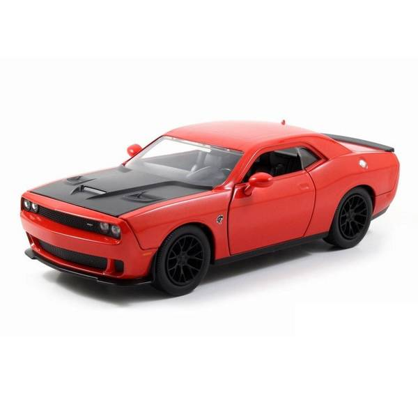 2014 Dodge Challenger Hell Cat 1/24 - Califórnia Toys