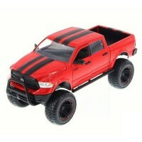 2014 Dodge Ram Off Road 1/24 - Califórnia Toys
