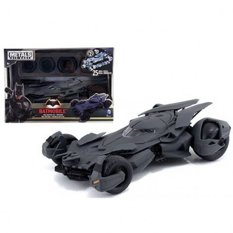 Kit Metal Batmovel (Batman X Superman) 1/24 - Jada Toys