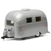 Trailer Airstream 16 1/24 - Califórnia Toys