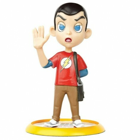 The Big Bang Theory Sheldon Q-Fig - Quantum Mechanix (QMX)