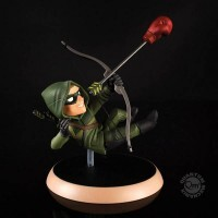 Action Figure Dc Comics Green Arrow Q-Fig - Quantum Mechanix