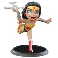 Action Figure Dc Comics Wonder Woman Q-Fig - Quantum Mechanix