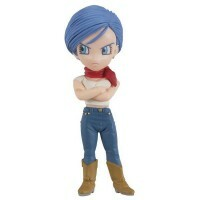 Action Figure Dragon Ball Movie Wcf Vol.3 Bulma - Bandai Banpresto