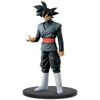 Action Figure Dragon Ball Super Dxf The Super Warriors Vol.2 - Goku Black - Bandai Banpresto