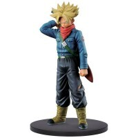 Action Figure Dragon Ball Super Dxf The Super Warriors Vol.2 - Super Saiyan 2 Trunks - Bandai Banpresto
