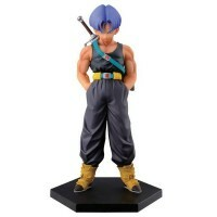 Action Figure Dragon Ball Z Dxf Chozousyu Vol.2 - Trunks - Bandai Banpresto