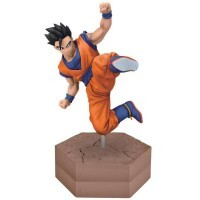 Action Figure Dragon Ball Z Dxf Fighting Combinat Son Gohan - Bandai Banpresto