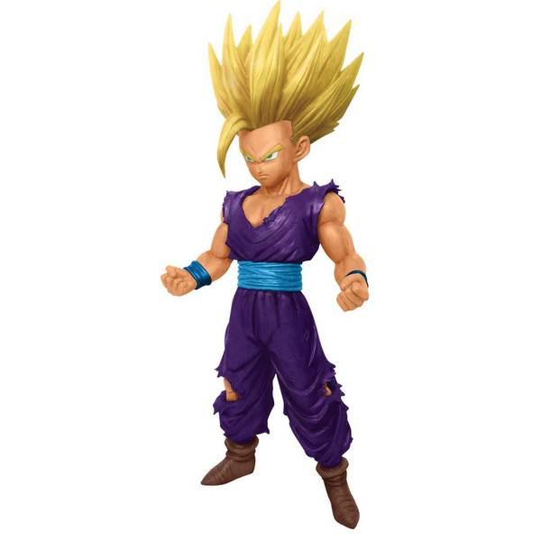 Action Figure Dragon Ball Z Master Stars Piece - The Son Gohan - Bandai Banpresto
