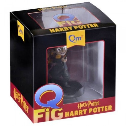 Action Figure Harry Potter First Spell Q-Fig - Quantum Mechanix