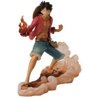 Action Figure One Piece Dxf Brotherhood Ii Monkey D. Luffy - Bandai Banpresto