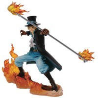 Action Figure One Piece Dxf Brotherhood Ii Sabo - Bandai Banpresto