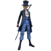 Action Figure One Piece Master Stars Piece The Sabo - Bandai Banpresto