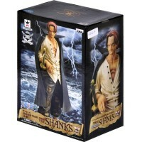 Action Figure One Piece Master Stars Piece The Shanks - Bandai Banpresto
