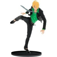 Action Figure One Piece Sculture Big Urazoukeio Sanji (Colorido) - Bandai Banpresto