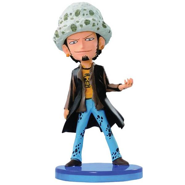 Action Figure One Piece Wcf Log Collection Vol.1 Law - Bandai Banpresto