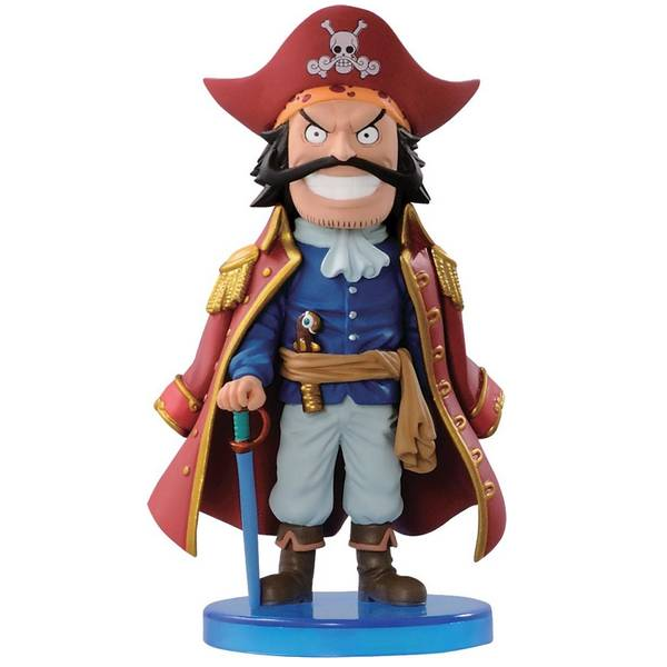 Action Figure One Piece Wcf Log Collection Vol.1 Roger - Bandai Banpresto