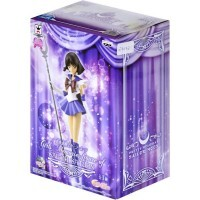 Action Figure Sailor Moon Girls Memories Figure Of Sailor Saturn - Bandai Banpresto