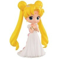 Action Figure Sailor Moon Q Posket Princess Serenity - Bandai Banpresto