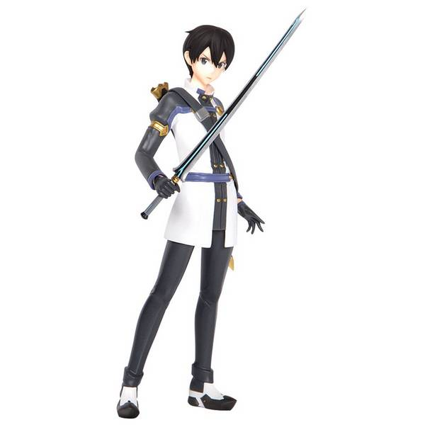 Action Figure Sword Art Online The Movie: Ordinal Scale Figure - Kirito A Version - Bandai Banpresto