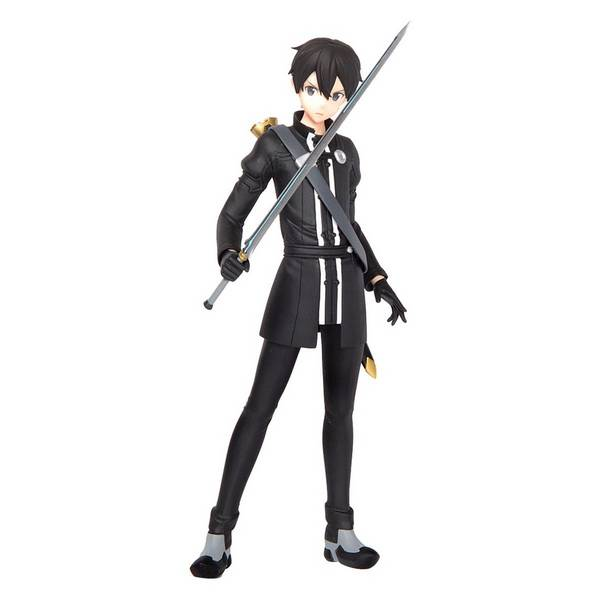 Action Figure Sword Art Online The Movie: Ordinal Scale Figure - Kirito B Version - Bandai Banpresto