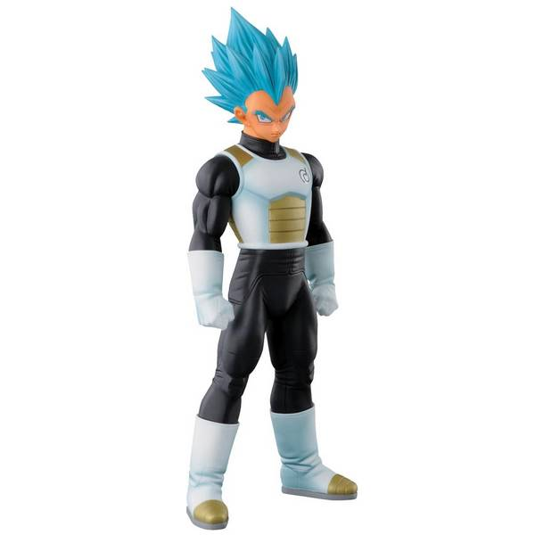 Action Fiigure Dragon Ball Z Master Stars Piece - The God Vegeta - Bandai Banpresto