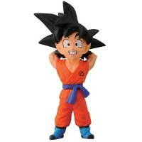 Action Figure Dragon Ball Movie Wcf Vol.3 Goku - Bandai Banpresto