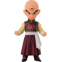 Action Figure Dragon Ball Movie WCF Volume 3 Tenshinhan - Bandai