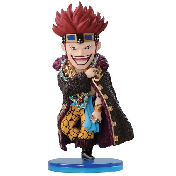 Action Figure One Piece Wcf Log Collection Vol.1 Kid - Bandai Banpresto
