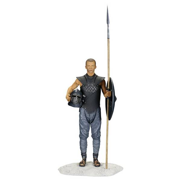Action Figure - Game Of Thrones - Grey Worm - Dark Horse