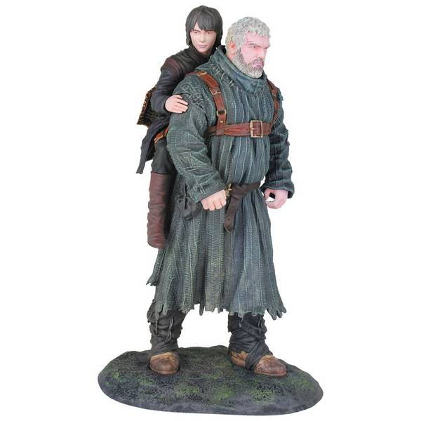Action Figure - Game Of Thrones - Hodor And Bran - Dark Horse