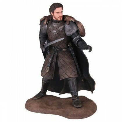 Action Figure - Game Of Thrones - Robb Stark - Dark Horse