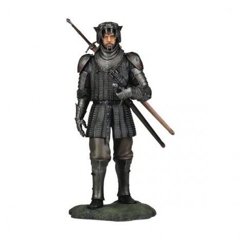 Game of Thrones The Hound (Perdigueiro) 17 cm - Dark Horse