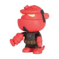 Action Figure - Mini Qee Figure - Hellboy Bprd - Dark Horse