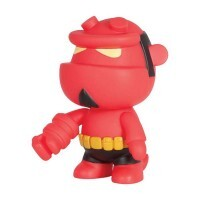 Action Figure - Mini Qee Figure - Hellboy Red - Dark Horse