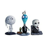 Action Figure - Tim Burton Set 2 - Toxic Boy - Dark Horse