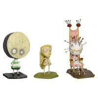 Action Figure - Tim Burton Set 4 - Pin Cushion - Dark Horse