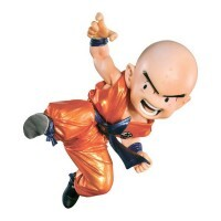 Action Figure Dragon Ball Scultures Kurillin Special Color - Bandai Banpresto