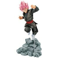 Action Figure Dragon Ball Super Soul X Soul Figure - Goku Black - Bandai Banpresto