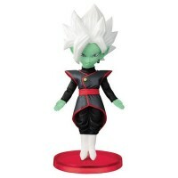Action Figure Dragon Ball Super Wcf Figure Collection Vol.7 - Fusion Zamasu - Bandai Banpresto