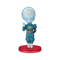 Action Figure Dragon Ball Super Wcf Figure Collection Vol.7 - Grand Priest - Bandai Banpresto