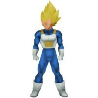 Action Figure Dragon Ball Z - Super Master Star Piece - Vegeta - The Brush - Bandai Banpresto