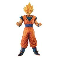 Action Figure Dragon Ball Z Grandista Resolution Of Soldier Figure Collection - Son Goku - Bandai Banpresto
