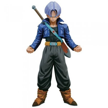 Action Figure Dragon Ball Z Master Star Piece The Trunks Manga Dimensions - Bandai Banpresto